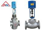 供热系统中电动调节阀如何应用?