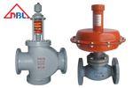 加热型与冷却型自力式调节阀的工作原理