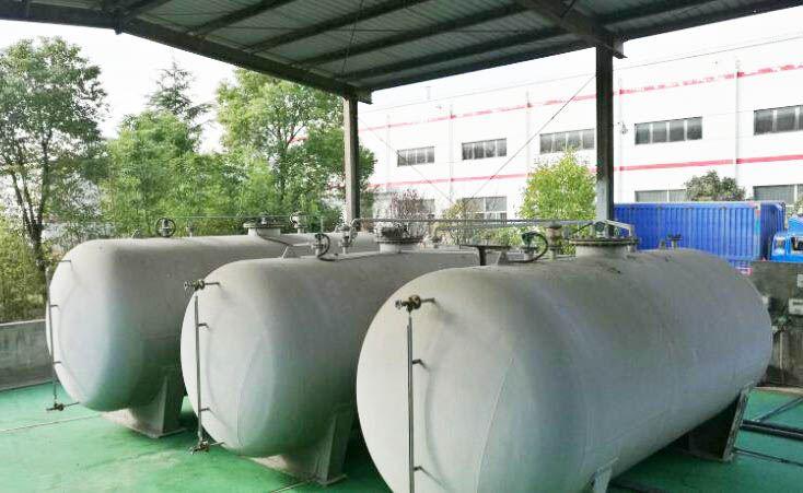 石化废气储罐氮封系统如何来设计?
